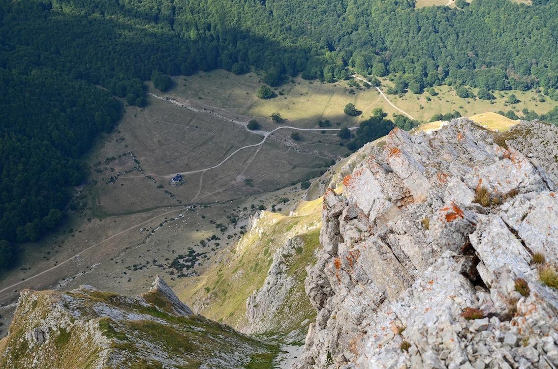 024 Monte Corvo cresta ovest.JPG