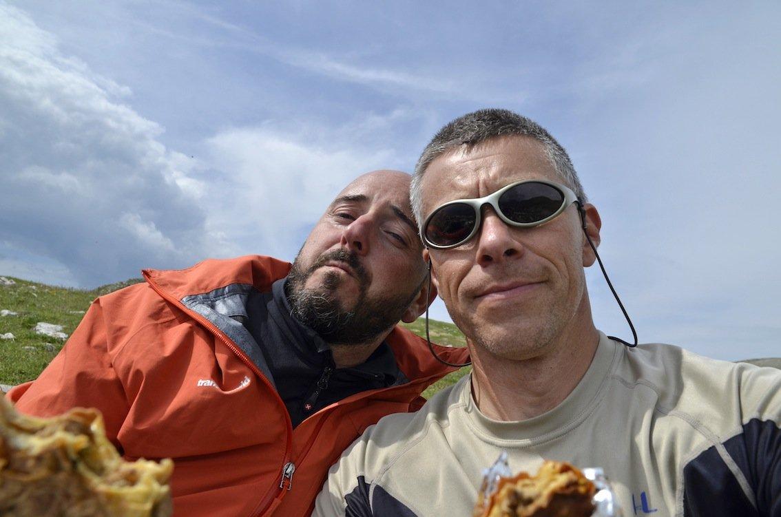 046 Francesco Marco e timballo.JPG