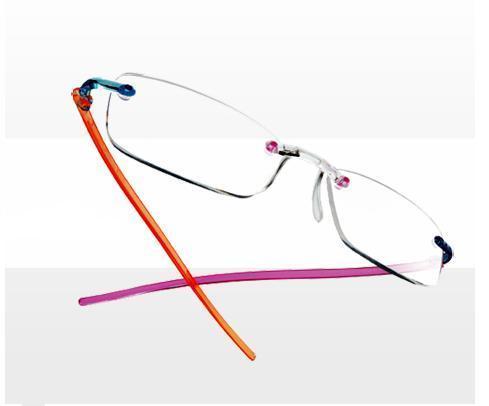 Gli occhiali da vista avventurosi avventurosamente for Occhiali in titanio da vista