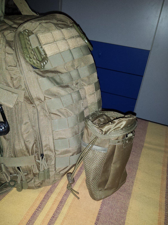 Recensione   zaino militare   kyler 20 hours pentagon