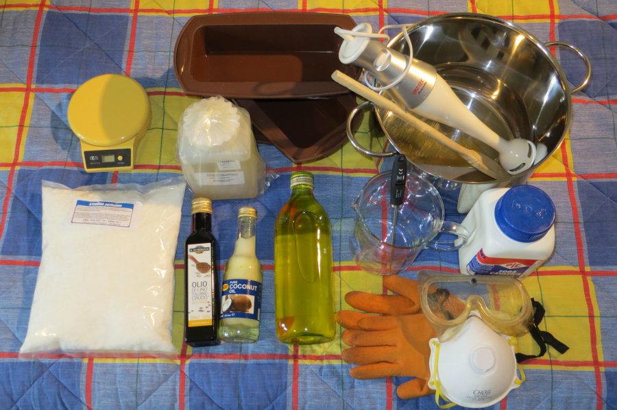 Sapone fatto in casa avventurosamente - Sapone liquido fatto in casa ...