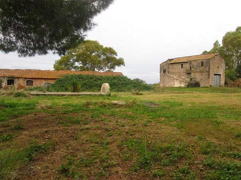 Casale nei pressi di Dragoncello vicino vecchio insediamento ROM.jpg