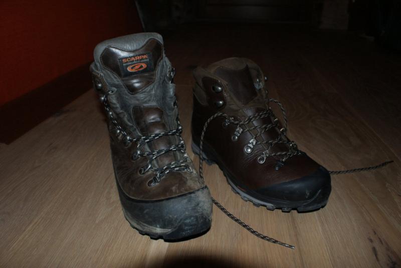 scarpa delta