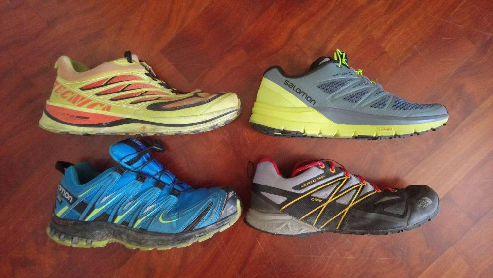 scarpe via francigena salomon