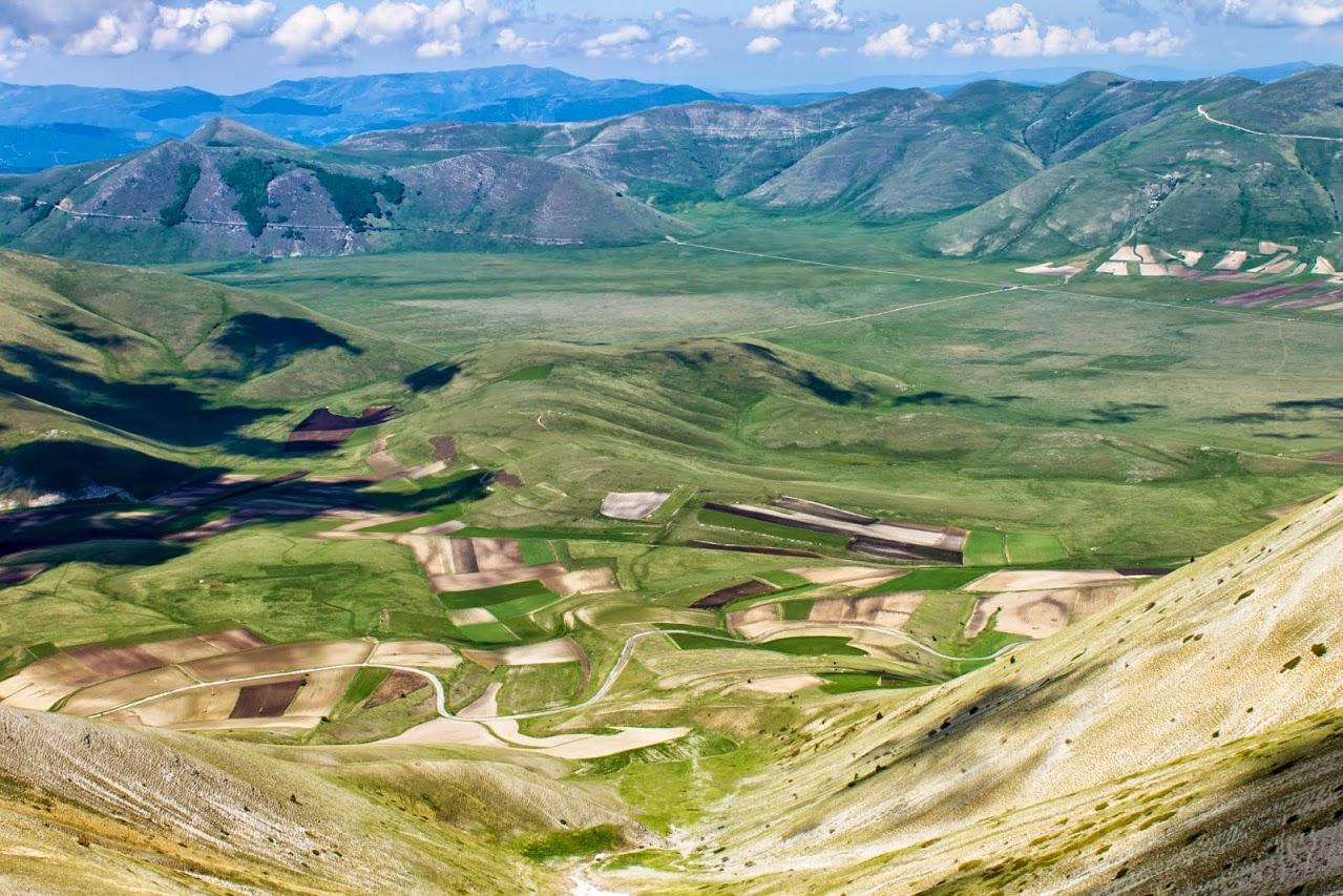 Escursione classica al vettore e ritorno alternativo for Piani di fattoria sotto 2000 piedi quadrati