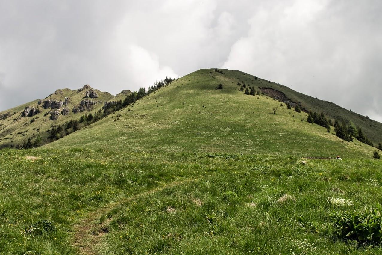 Escursione monte ario dai piani di vaghezza for Camminare in piani di progettazione dispensa