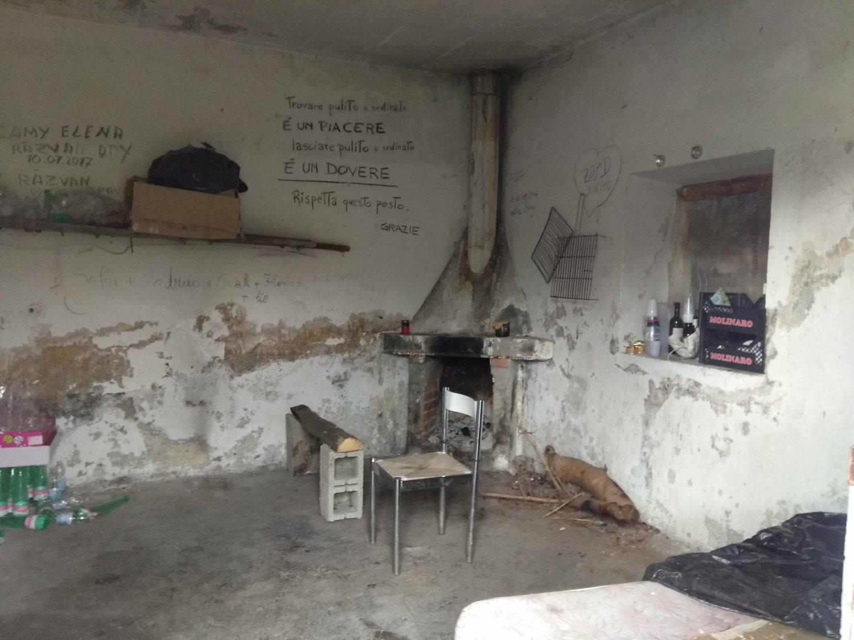 rifugio Ricotta, il locale invernale, IMG_20180828_175917.jpg