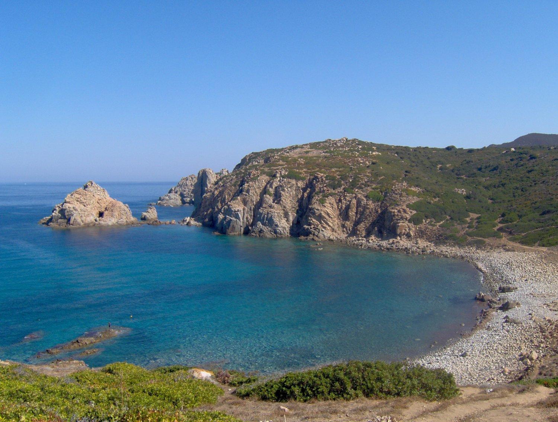 Sardegna Miniere nel Blu Capo Pecora.jpg