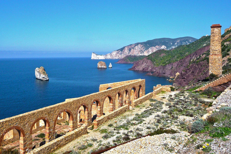 Sardegna Miniere nel Blu quinta tappa Nebida.jpg