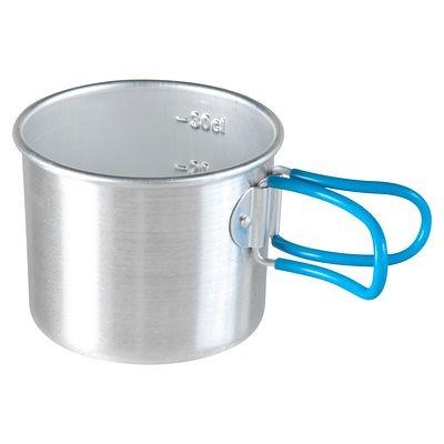 Bicchiere Pieghevole Decathlon.Cucinare Con La Tazzina D Alluminio Del Decathlon