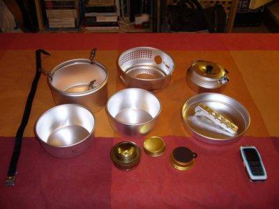 Trangia avventurosamente for Cucinare diaframma